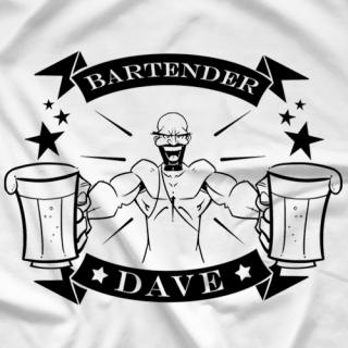 Bartender Dave