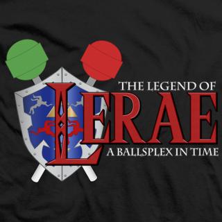 Candice LeRae Legend of LeRae T-shirt