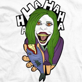 Leva Bates Joker T-shirt
