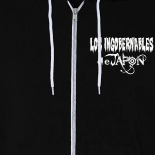 LIJ Nosotros Zip Hooded Sweatshirt