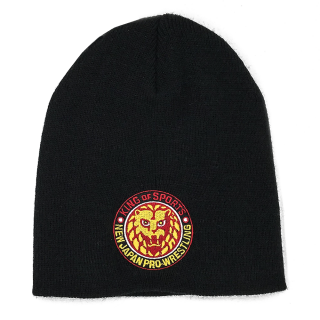 Lion Mark Beanie