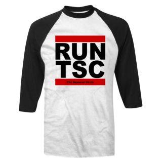 RUN TSC Baseball Tee