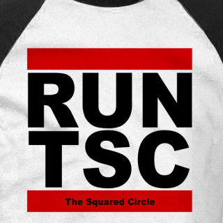 RUN TSC Baseball Tee