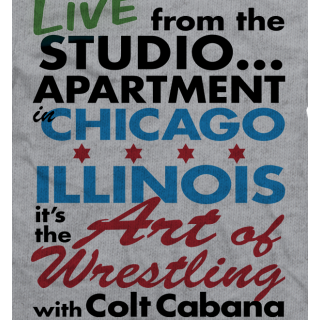 Colt Cabana Live From The Studio.... T-shirt
