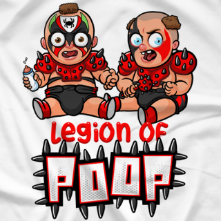 Legion Of Doom - Babyface Kid's Clothing