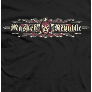Masked Republic Logo Shirt