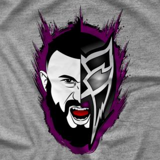 Los Ben Dejos Two Face T-shirt