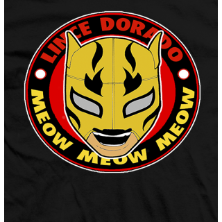 Lince Dorado NJPW logo