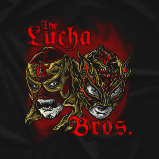Lucha Brothers Gold