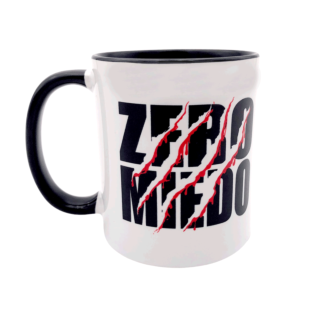 Lucha Bros Zero Miedo 11 oz. Mug