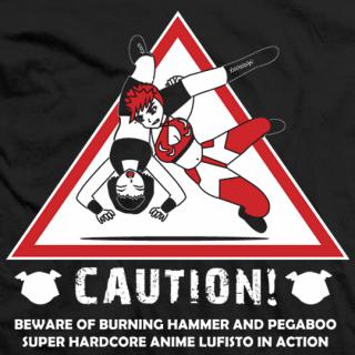 Burning Hammer LuFisto