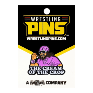 Macho Man Randy Savage - Cream of the Crop Wrestling Pin