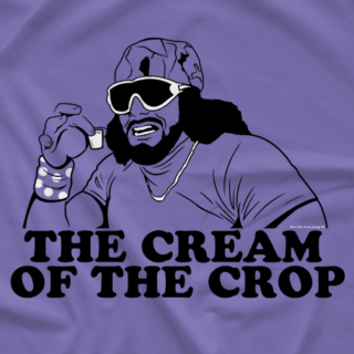 Macho Man Cream of the Crop T-shirt