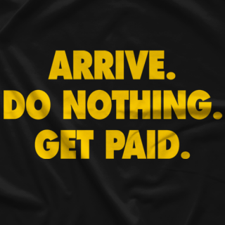 Do Nothing. Get Paid.