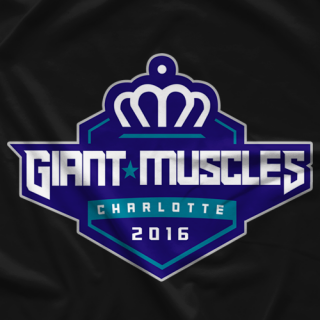 Mad Braddox Giant Muscles T-shirt