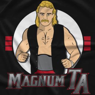 Magnum TA Sketch T-shirt