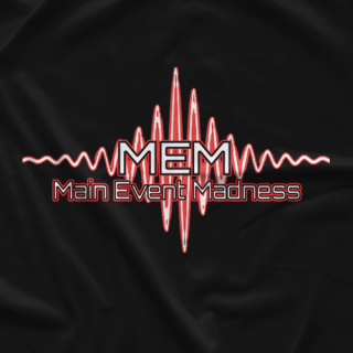 Main Event Madness Logo T-shirt