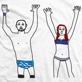 Maria & Mike T-shirt
