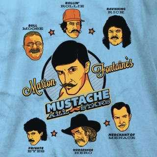 Mustache All Stars