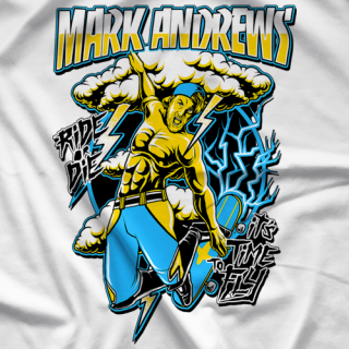 Mark Andrews Ride or Die T-shirt