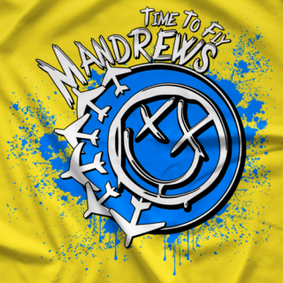 Mandrews 182 T-shirt