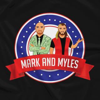 Mark and Myles