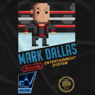 Retro 8-bit Dallas