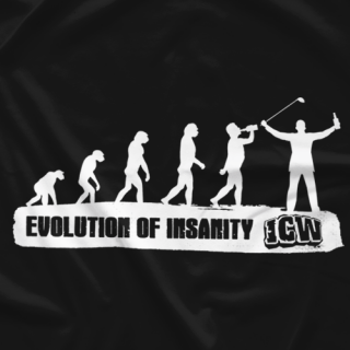Evolution of Insanity