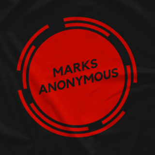 Marks Anonymous Logo (Charcoal)