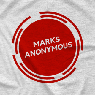 Marks Anonymous Podcast Logo