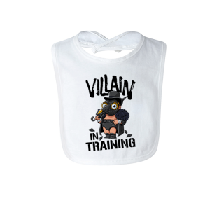 Marty Scurll - Babyface Bib (Avail in 2 colors)