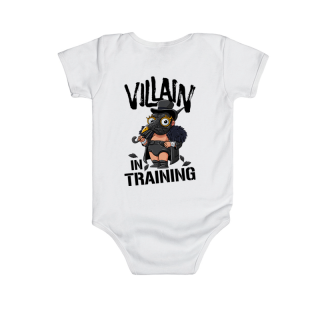 Marty Scurll - Babyface Onesie (Avail in 2 colors)