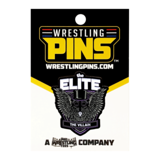 Marty Scurll - Elite Purple Wrestling Pin
