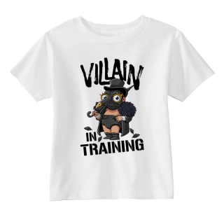 Marty Scurll - Babyface Toddler T-Shirt (Avail in 2 colors)