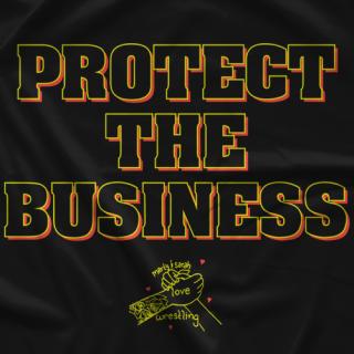 Protect The Biz 2 Black T-shirt