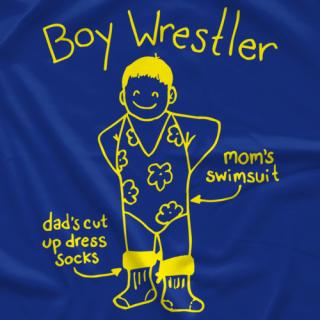 Boy Wrestler