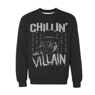 Chillin' Like a Villain Holiday Tee