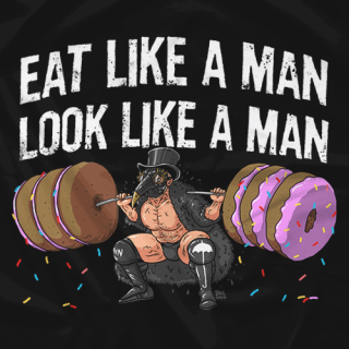 Eat Like A Man