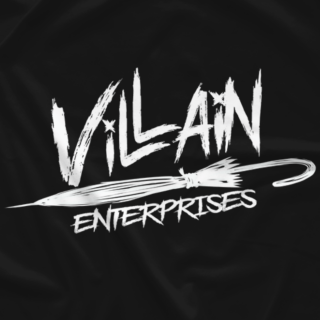 Villain Enterprises Text Sketch