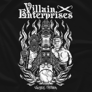 Villain Enterprises - Global Takeover
