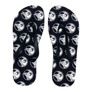 Villain Enterprises All Over Print Flip Flops