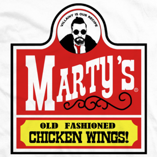 Marty's Chicken Wings