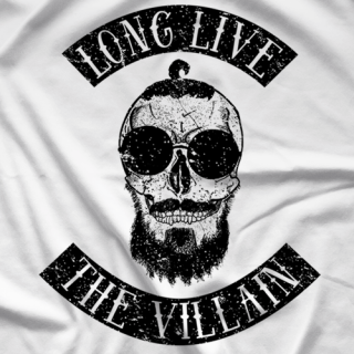 Long Live The Villain T-shirt