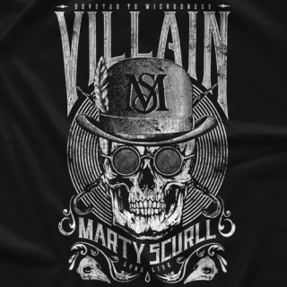 Marty Scurll Gentlemen T-shirt
