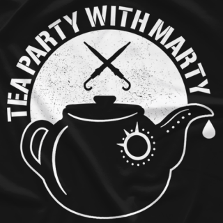 Tea Party With Marty