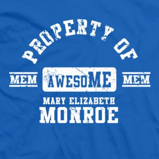 Property of Monroe