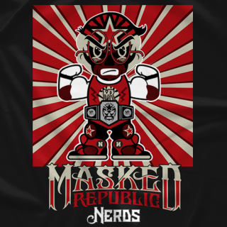 Masked Republic x NERDS Clothing - Masked Dorkster