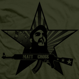 Matt Cross Revolutionary T-shirt