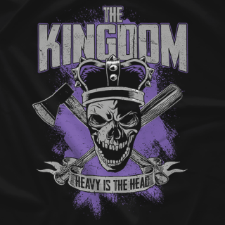 The Kingdom Skull (Black)