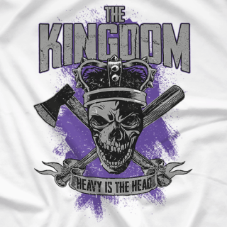 The Kingdom Skull (White)